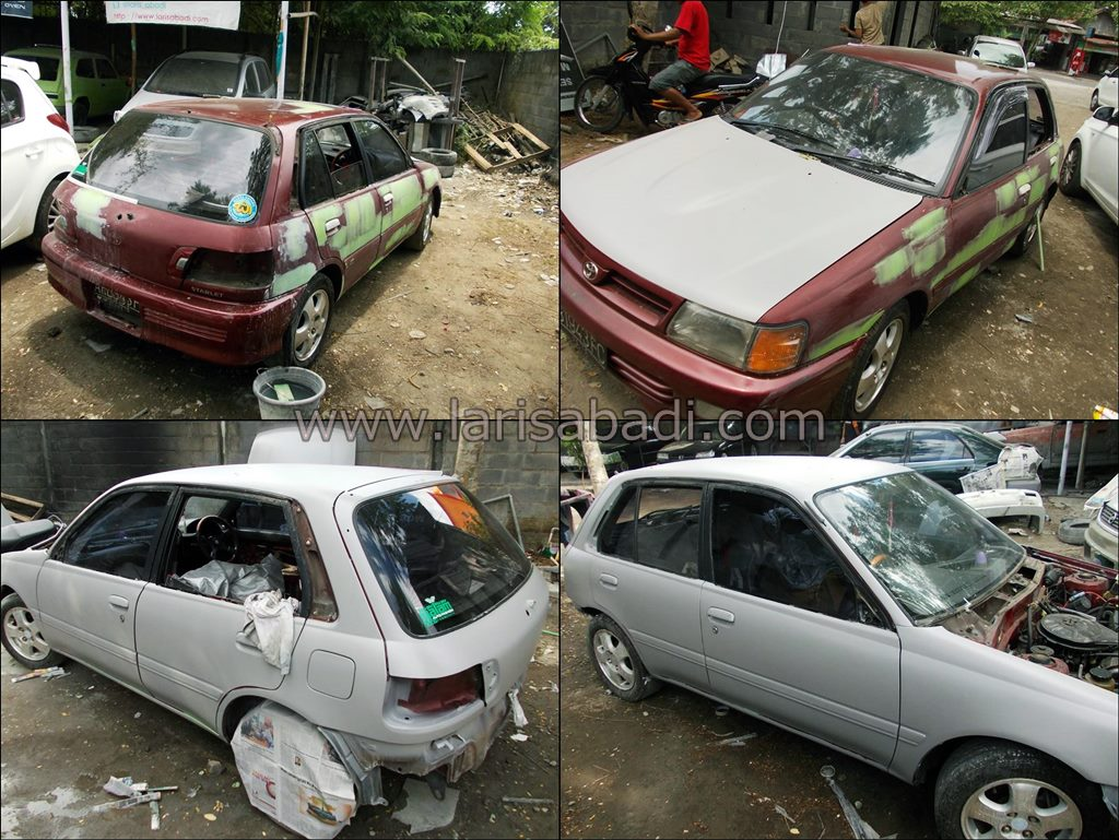 Starlet EP81 Red 3