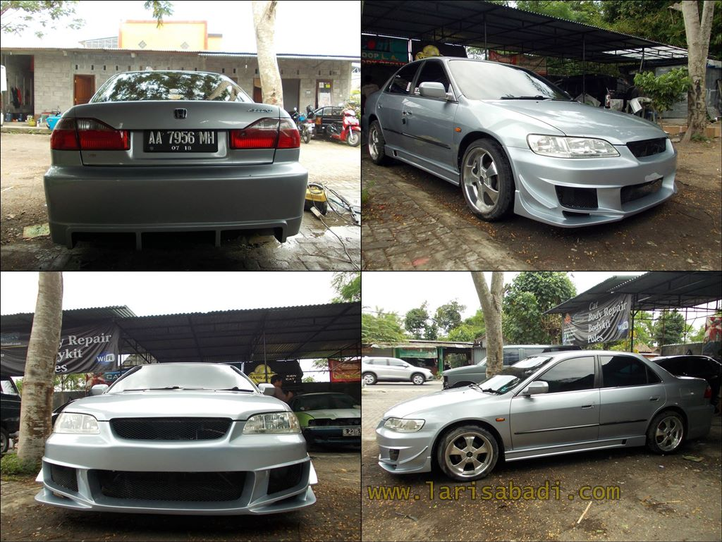 Accord CG Bodykit 4