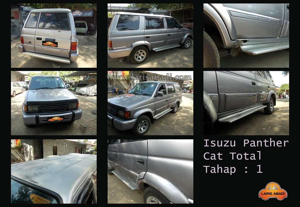 Isuzu Panther Sporty