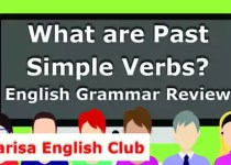 What are Past Simple Verbs PDF
