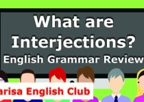 What are Interjections Audio