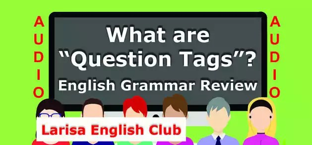 What are Question Tags Audio