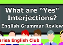 What are Yes Interjections Audio