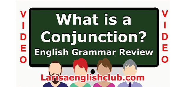LEC What is a Conjunction Video