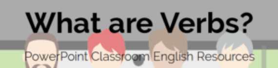 What are Verbs PowerPoint