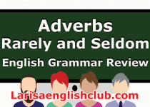 LEC Adverbs Rarely and Seldom