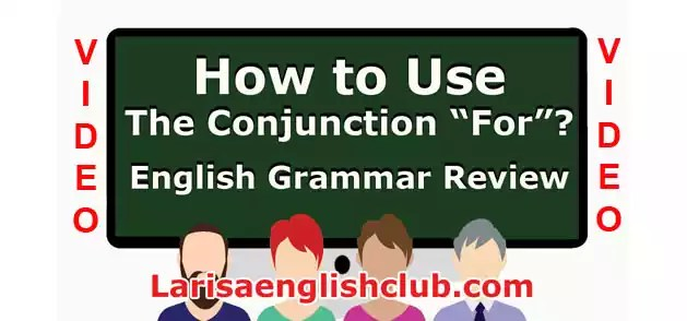 LEC How to Use Conjunctions For