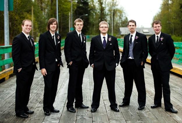 The men.