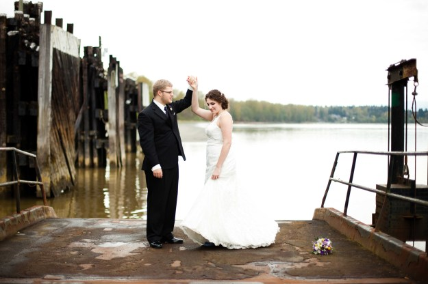 Super secret awesome photo location: the old Albion ferry dock in Fort Langley.
