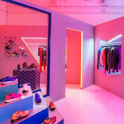 lurid colours to illuminate