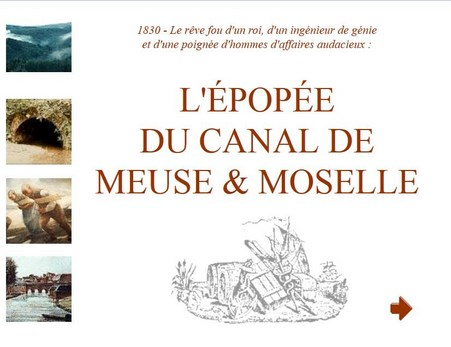 L'Epopée du Canal de Meuse et Moselle