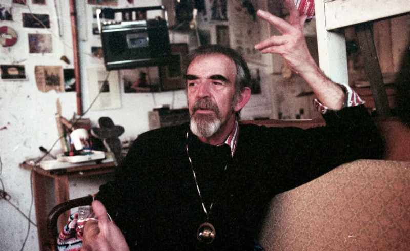 William T. Wiley, multifaceted artist and educator integral to Bay Area art scene, dies at 83