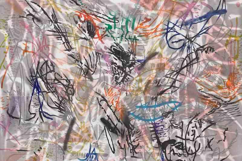 Inside the Market for Julie Mehretu's Swirling Abstract Works