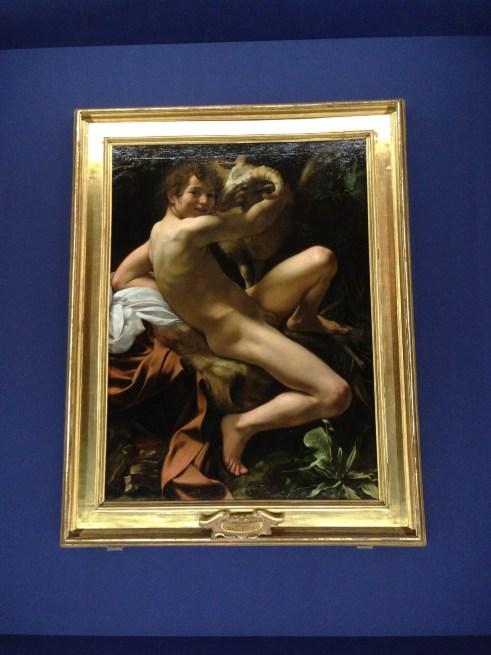 San Giovanni Battista di Caravaggio a Siena, Dialoghi 2013, Cripta del Duomo, Aperitivi d'Arte.
