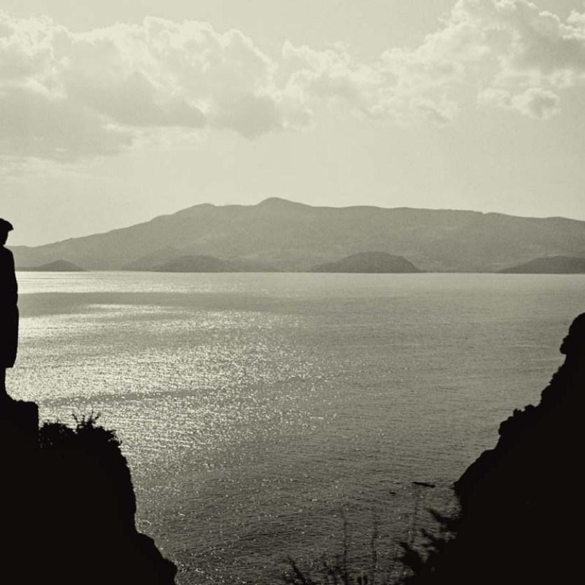 L'uomo che guarda, Ansedonia, Grosseto, 1932.