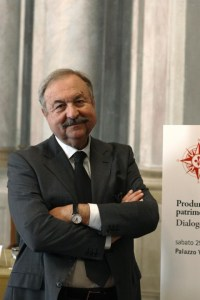 Walter Santagata alla Fondazione Florens