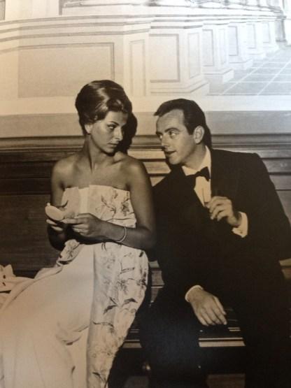 Ines Theodoli e Nino Torlonia