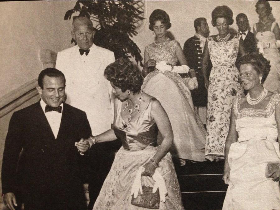 Il Ballo dei Re a Napoli