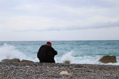 Myles e il mare d'inverno
