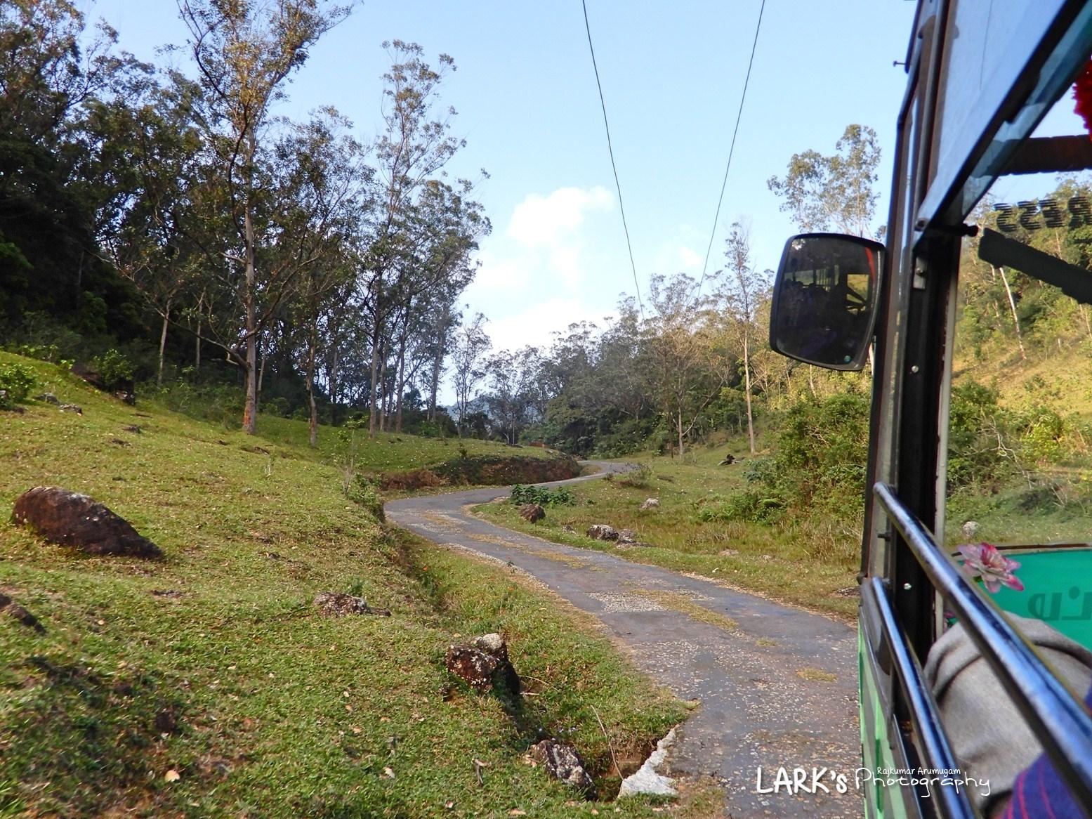 Oothu – Kuthiraivetti Road
