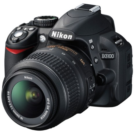 Nikon DLSR 3100