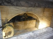 Tomb of Raphael located inside the Pantheon