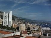 Vista of Montecarlo cityscape (taken from Monaco-Ville)