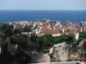 Vista of Monaco cityscape (taken from Monaco-Ville)