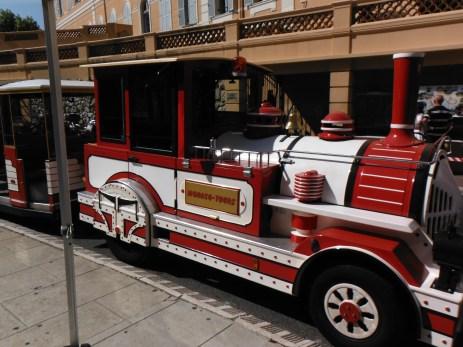 Monaco Train Tours
