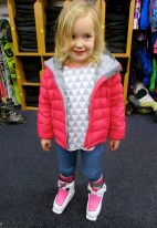 Pink Ski Boots