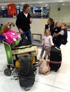 So much luggage