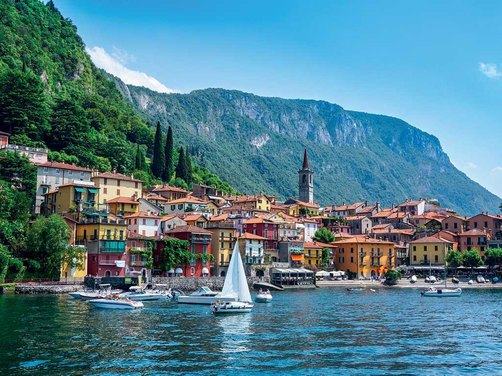 les lacs romantiques d italie