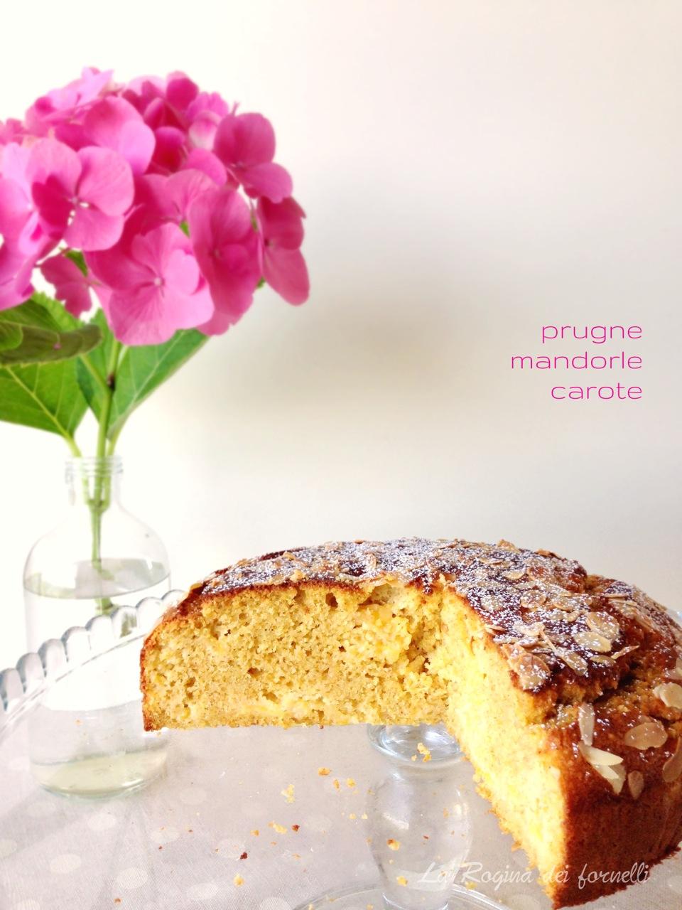 torta-mandorle-prugne-purea-carote