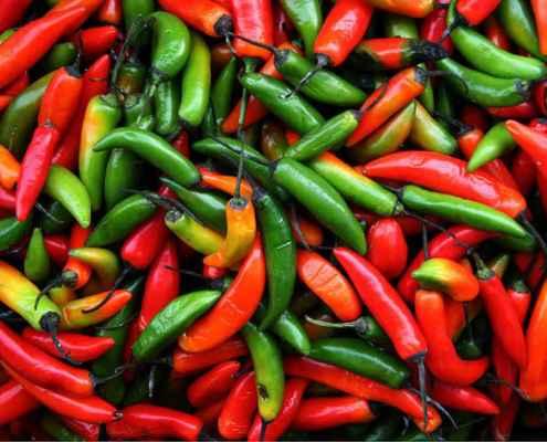 Larosh Grill Chilli Peppers