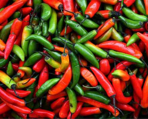 Larosh Grill Chilli Peppers