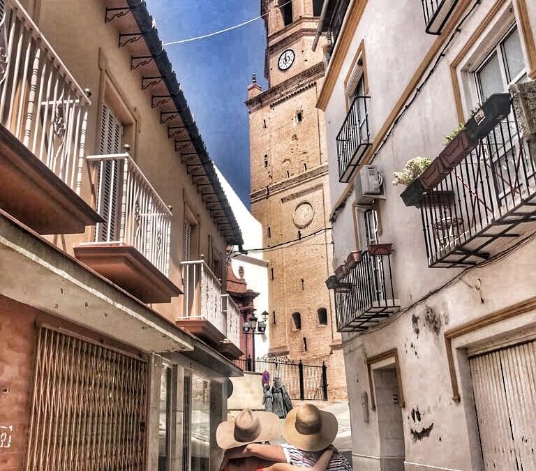 Exploring, Velez-Malaga