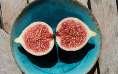 Figs, glorious Figs, time to preserve.