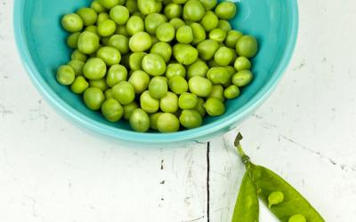 Lettuce and peas ! A comforting recipe