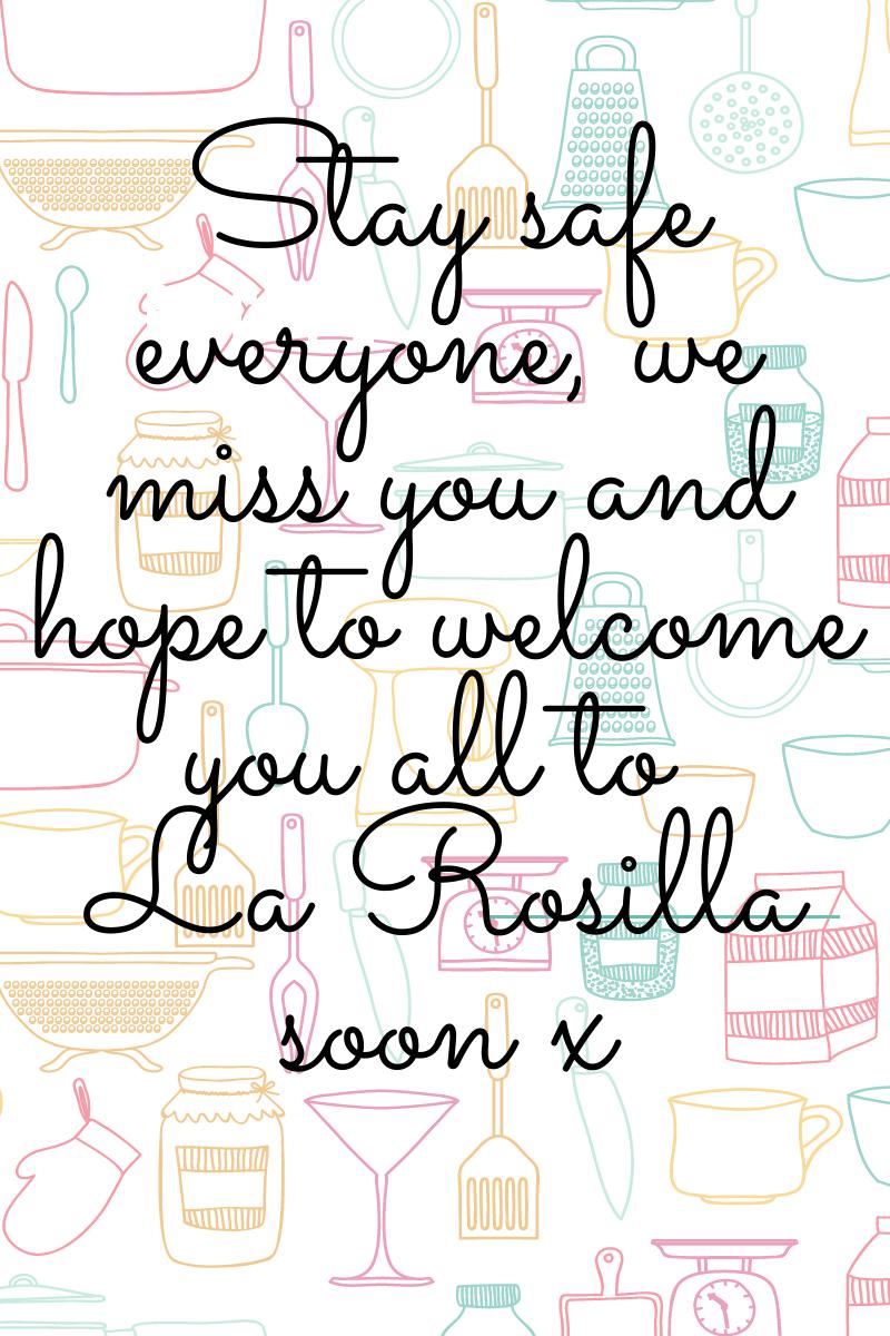 Stay safe from La Rosilla.