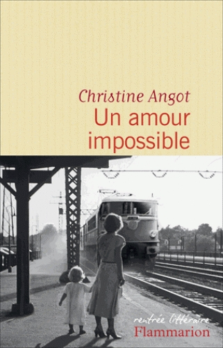 Revue : Un Amour Impossible - Christine Angot