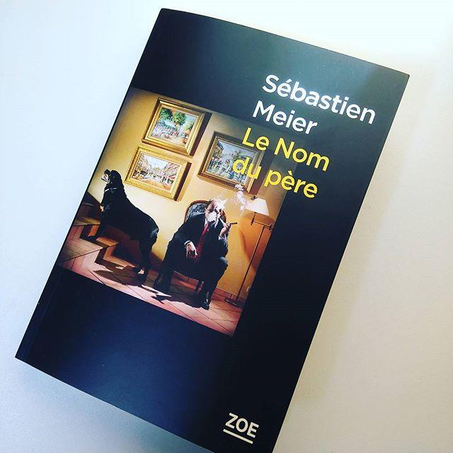 Revue : Le Nom du Père - Sébastien Meier + CONCOURS !