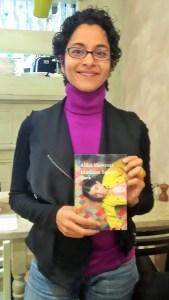 Rencontre avec Abha Dawesar, pour son roman Madison Square Park