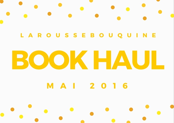 El Book Haul du raisonnable !