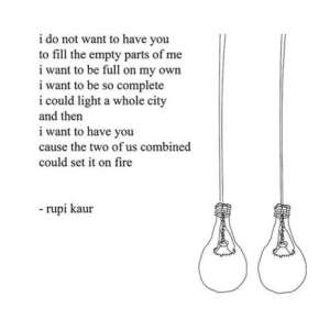 Milk and Honey - Rupi Kaur