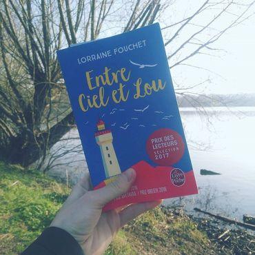 Promenade sur l'île de Groix : Entre Ciel et Lou - Lorraine Fouchet