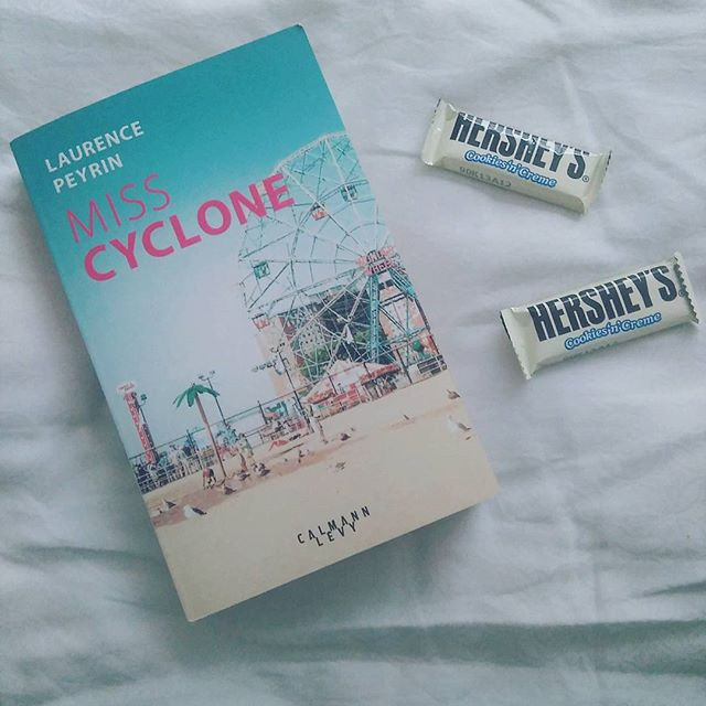Miss Cyclone - Laurence Peyrin