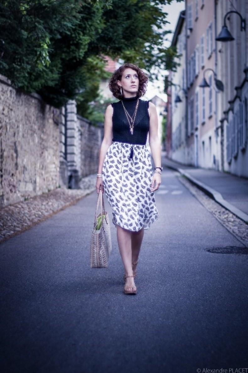 look bohème chic - blog mode lyon