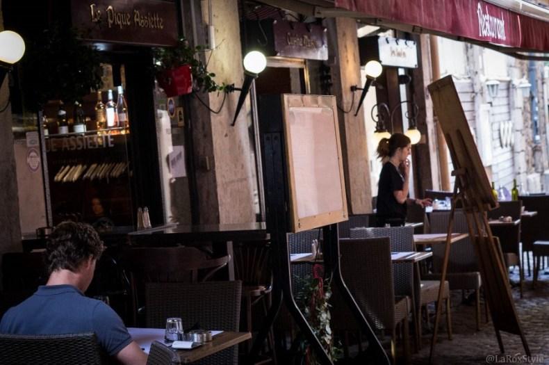 Pique Assiette - restaurant bouchon lyon - blog lyon