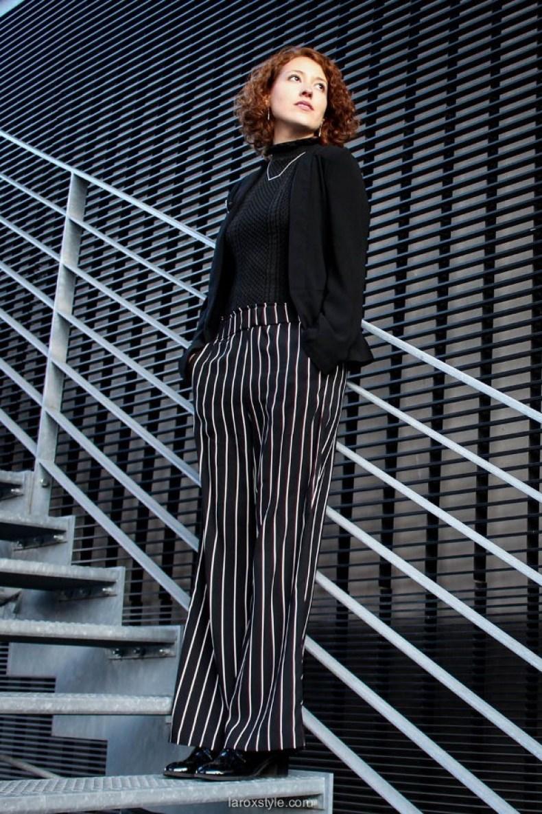 2laroxstyle - blog mode lyon look pantalon fluide (1 sur 1)