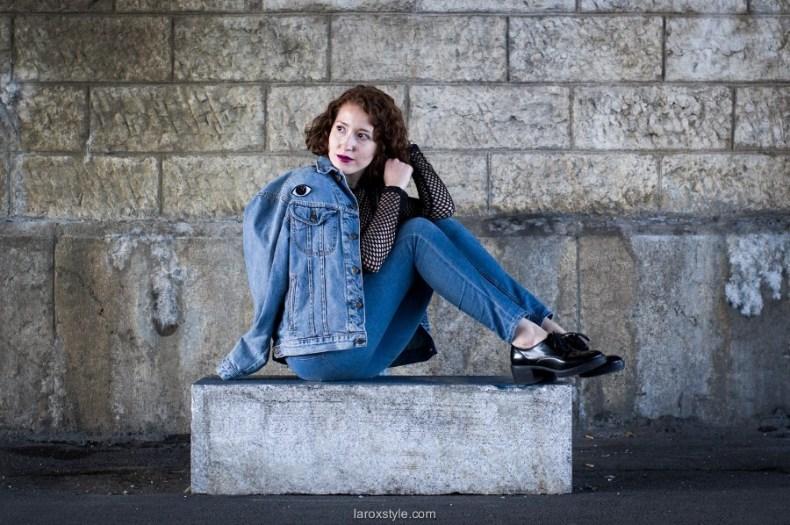 LaRoxStyle Blog Mode Lyon - Street Look 90s (16 sur 21)